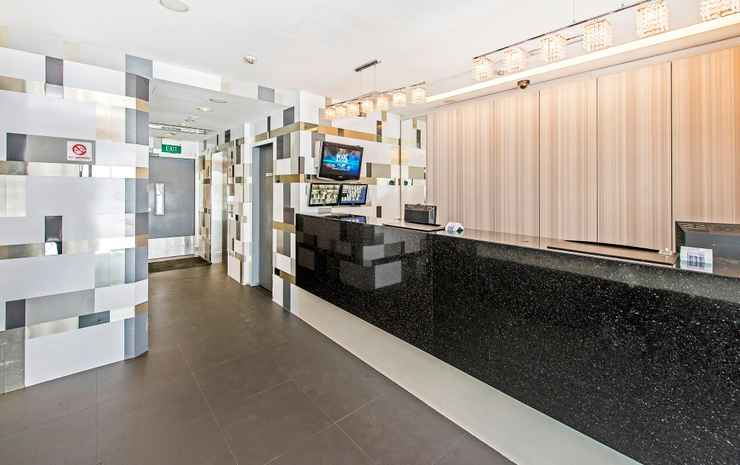 Hotel 81 Selegie - Staycation Approved Singapore -