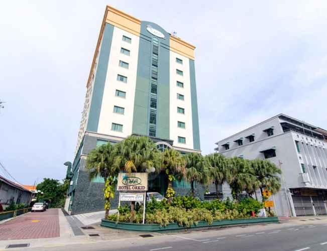 EXTERIOR_BUILDING Orkid Hotel Melaka