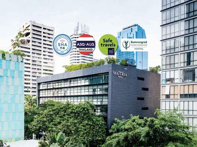 EXTERIOR_BUILDING  โรงแรมมายเทรียณ์ สุขุมวิท 18 กรุงเทพ - อะ ชาเทรียม คอลเลคชั่น