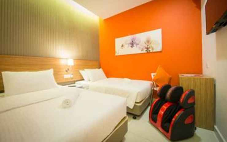 Sovotel Boutique Hotel Menjalara - 1st Hotel with Massage Equipment in Town Kuala Lumpur - Superior Room