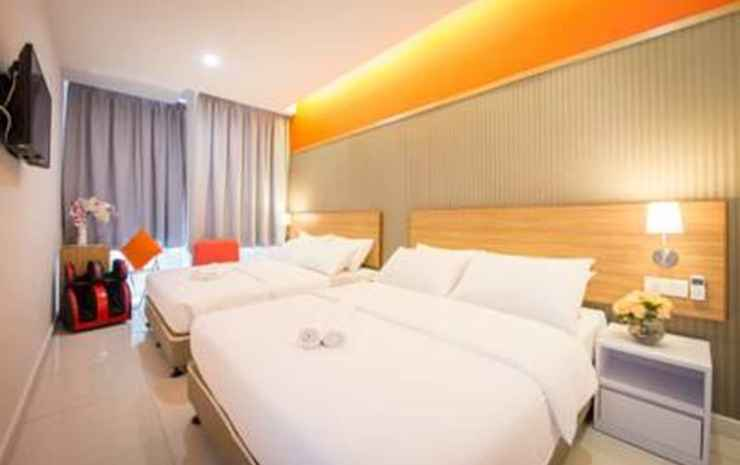 Sovotel Boutique Hotel Menjalara - 1st Hotel with Massage Equipment in Town Kuala Lumpur - Family Room