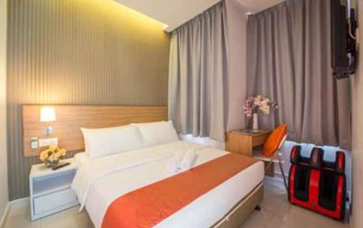 Sovotel Boutique Hotel Menjalara - 1st Hotel with Massage Equipment in Town Kuala Lumpur - Standard Room