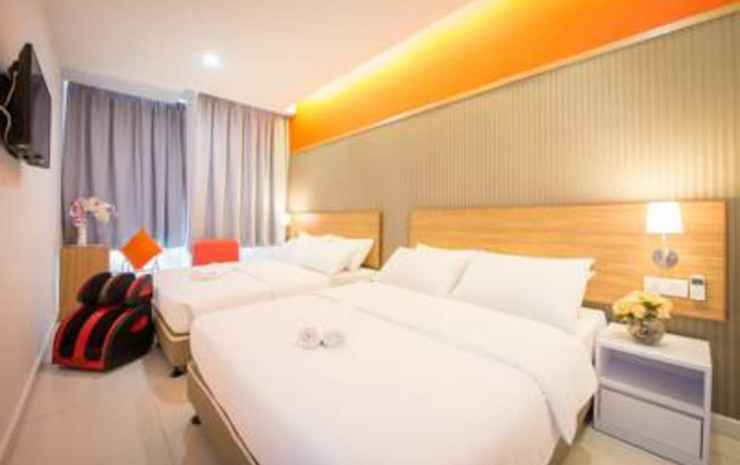 Sovotel Boutique Hotel Damansara Uptown 101 - 1st Hotel with Massage Equipment in Town Kuala Lumpur - Family Room