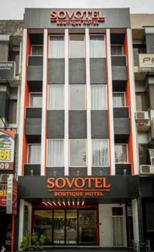 EXTERIOR_BUILDING Sovotel Boutique Hotel Damansara Uptown 36