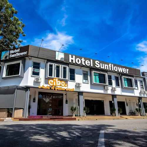 EXTERIOR_BUILDING Sunflower Hotel Malacca