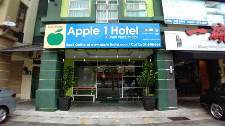 EXTERIOR_BUILDING Apple 1 Hotel Queensbay