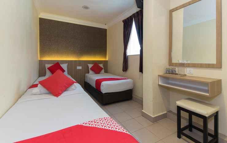 Dragon Inn Premium Hotel Kuala Lumpur - Deluxe Triple Room