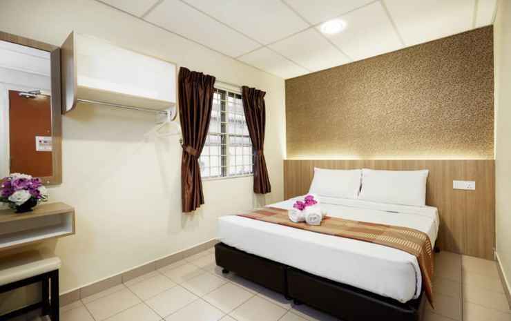 Dragon Inn Premium Hotel Kuala Lumpur - Deluxe Double Room