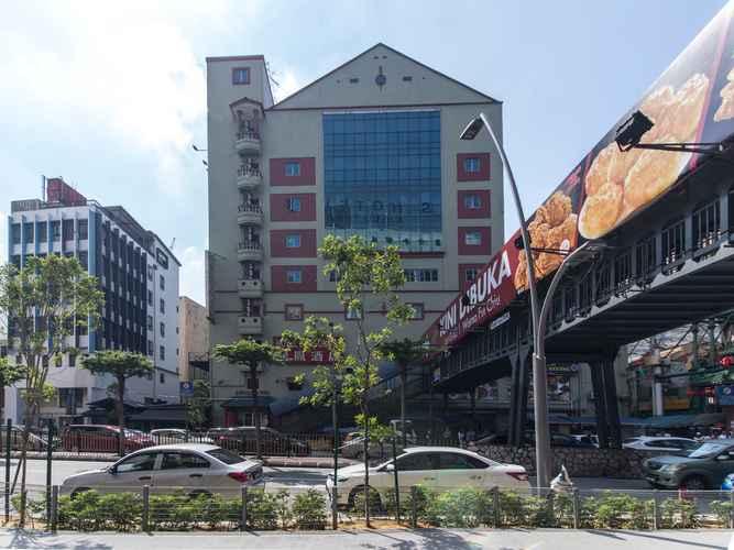 EXTERIOR_BUILDING Dragon Inn Premium Hotel