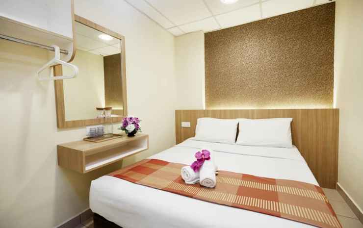 Dragon Inn Premium Hotel Kuala Lumpur - Standard Double Room