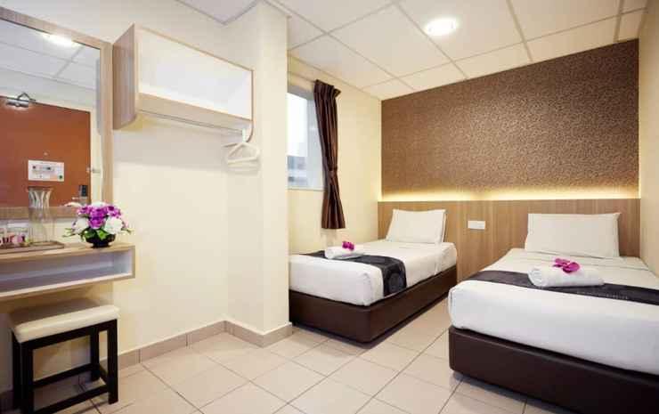 Dragon Inn Premium Hotel Kuala Lumpur - Deluxe Twin Room