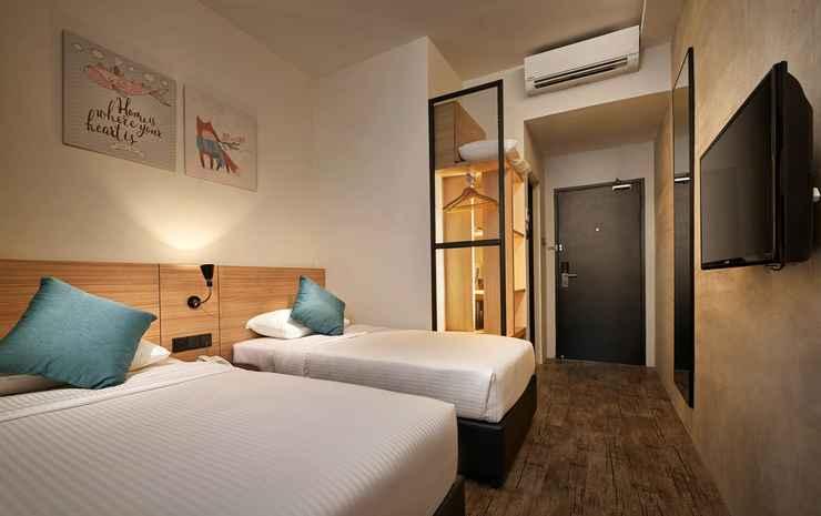 U Hotel Penang Penang - Standard Twin Room