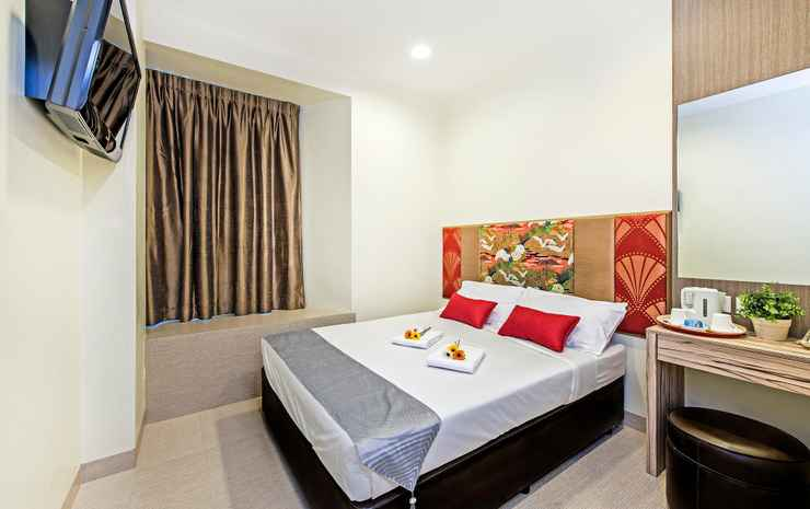 Hotel 81 Osaka Singapore - Superior Double Room