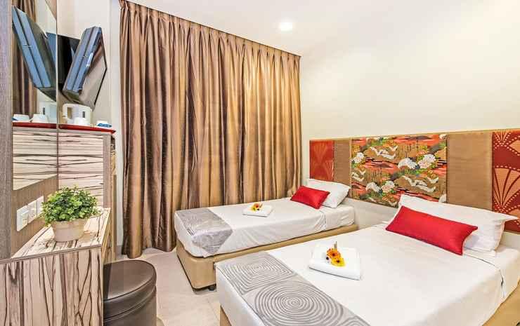 Hotel 81 Osaka Singapore - Twin Room