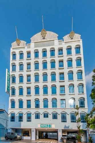 EXTERIOR_BUILDING Hotel 81 Palace