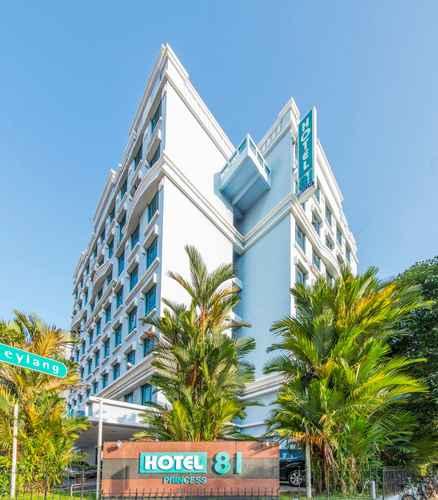 EXTERIOR_BUILDING Hotel 81 Princess