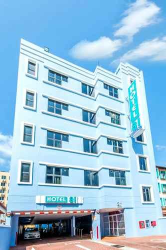 EXTERIOR_BUILDING Hotel 81 Geylang
