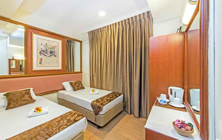 Hotel 81 Geylang Singapore - Standard Twin Room