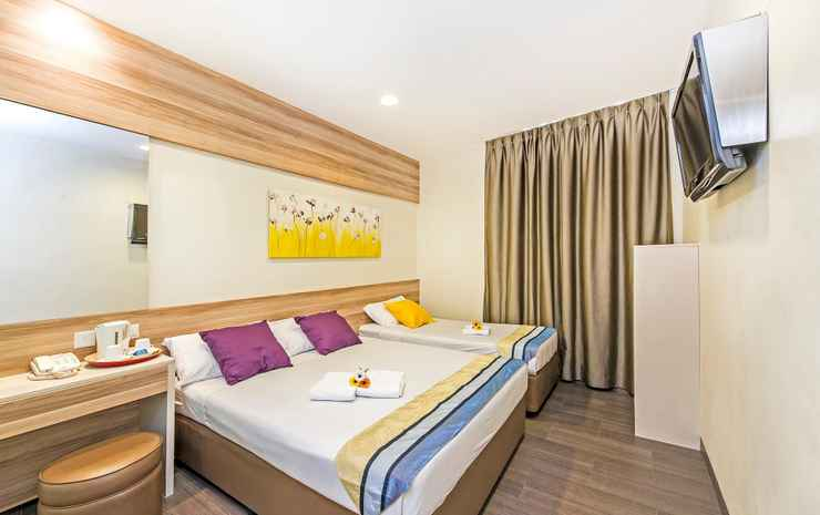 Hotel 81 Dickson - Staycation Approved Singapore -