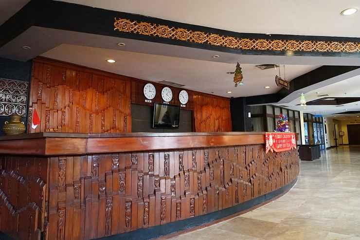 LOBBY Capital O 1963 Hotel The New Benakutai