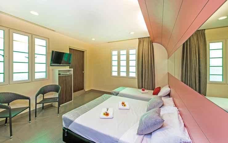Hotel 81 Rochor Singapore - Triple Room