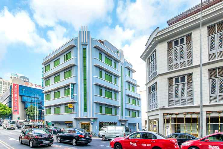 EXTERIOR_BUILDING Hotel 81 Rochor - Staycation Approved