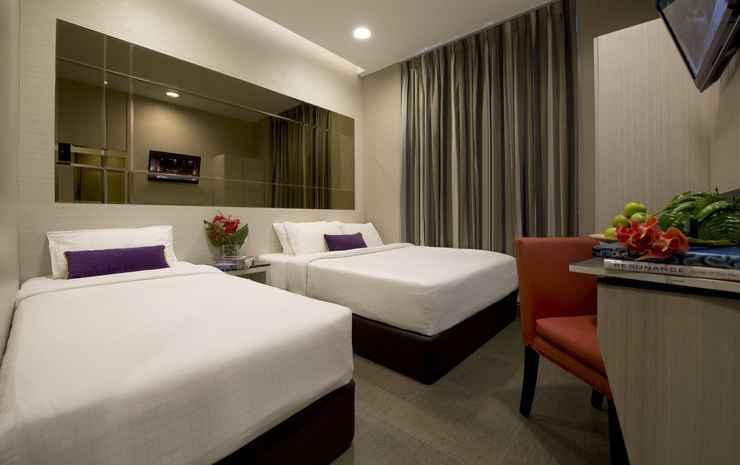 V Hotel Bencoolen Singapore - Superior Triple - Room Only