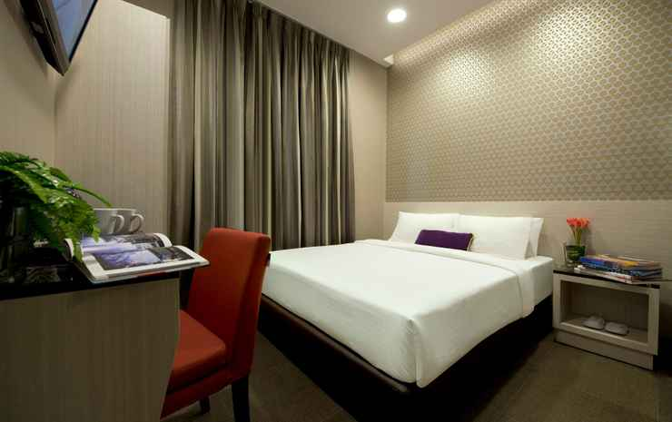 V Hotel Bencoolen Singapore - Superior Double - Room Only