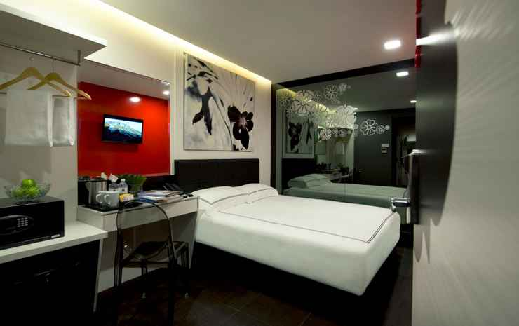 Venue Hotel  Singapore - Standard Double Room