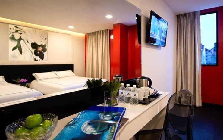 Venue Hotel  Singapore - Premier Double Room - Non-Refundable