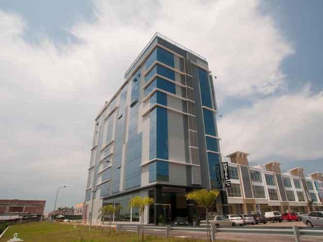 EXTERIOR_BUILDING Pariss Hotel Johor