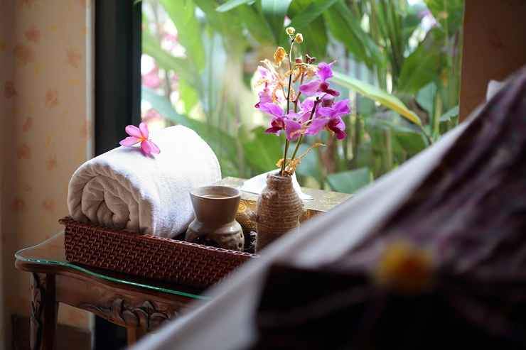 BATHROOM BATIQA Hotel Palembang