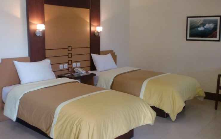 Paiton Resort Hotel 1 Probolinggo - Superior Terrace Twin Bed