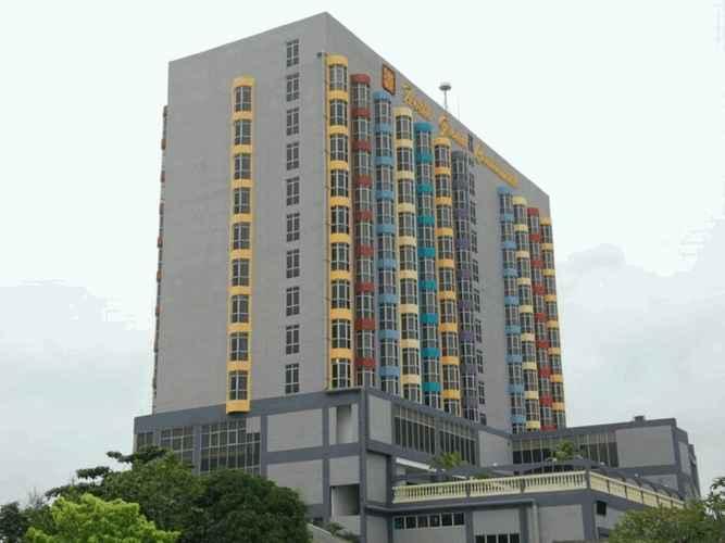 EXTERIOR_BUILDING Hotel Grand Continental Kuala Terengganu
