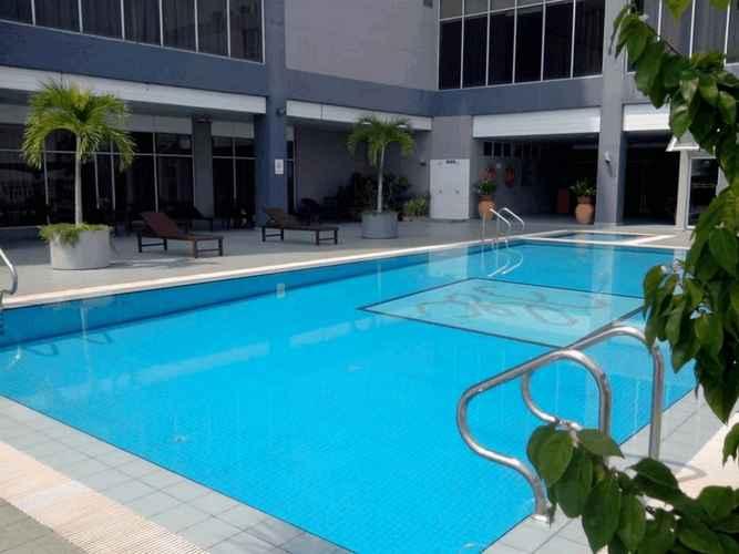 SWIMMING_POOL Hotel Grand Continental Kuala Terengganu