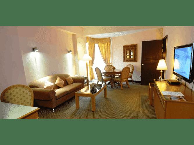 BEDROOM Hotel Grand Continental Kuala Terengganu