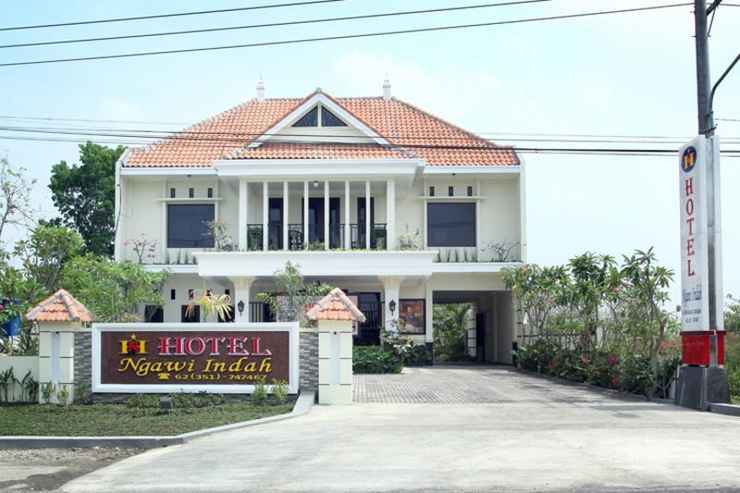 EXTERIOR_BUILDING Hotel Ngawi Indah