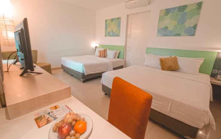 CHANDRA INN Bandar Lampung - Family Deluxe Room Only