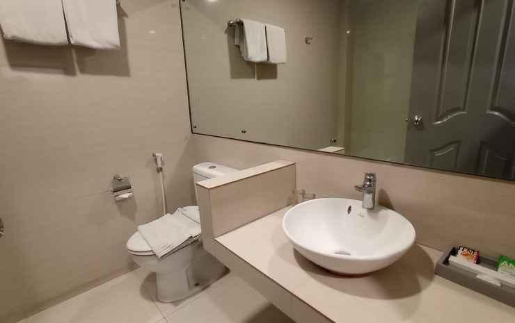 CHANDRA INN Bandar Lampung - Standard Twin Room Only