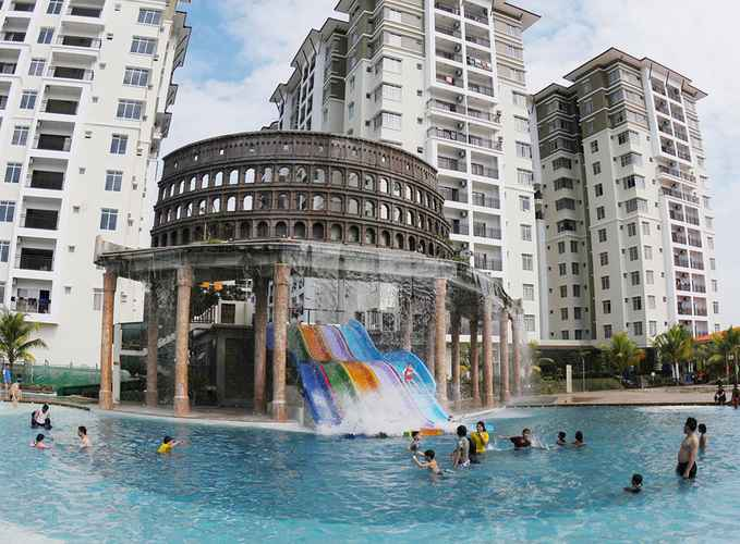 SWIMMING_POOL Bayou Lagoon Park Resort