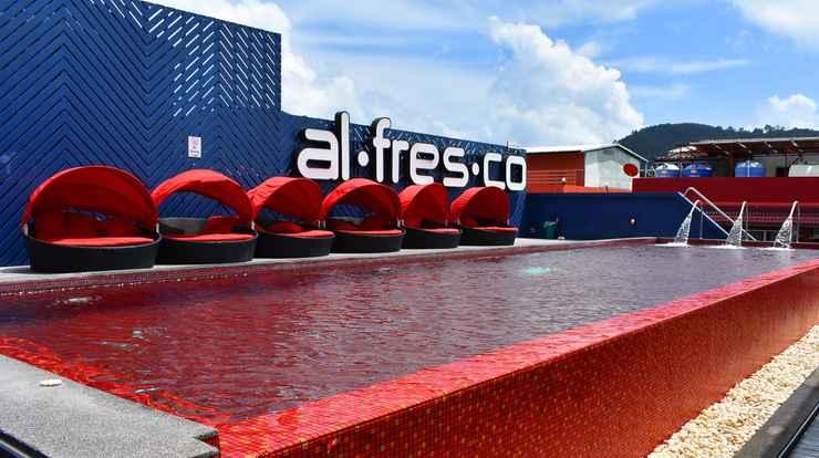 SWIMMING_POOL Alfresco Hotel Patong