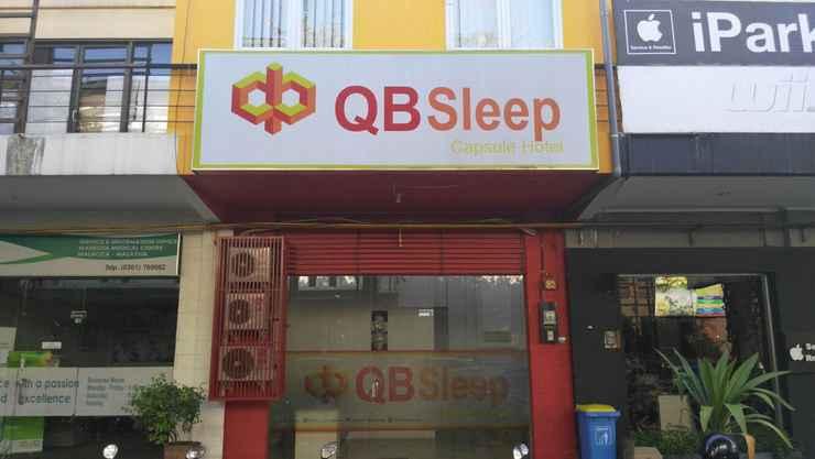 EXTERIOR_BUILDING QB Sleep Capsule Hotel