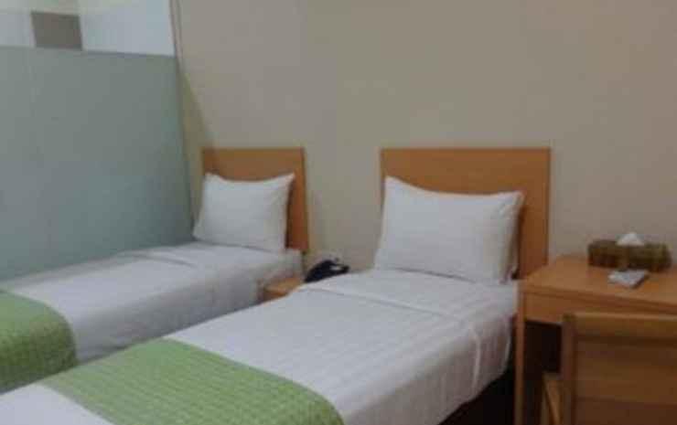 Rail Transit Suite Gambir Jakarta - Twin Room