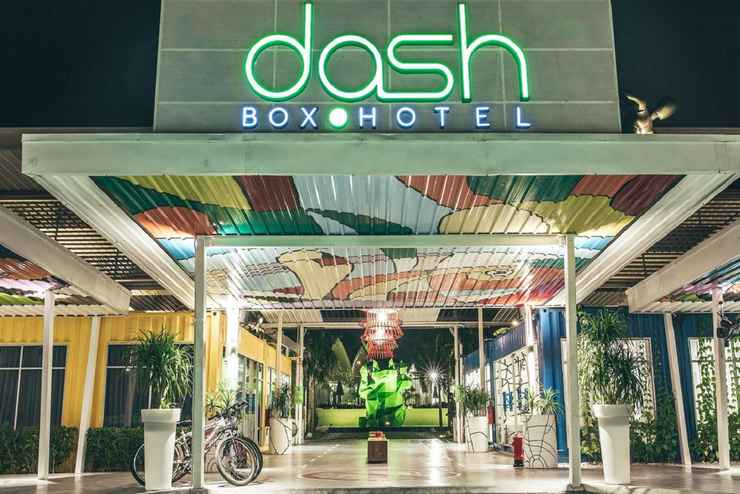 EXTERIOR_BUILDING Dash Box Hotel Cyberjaya