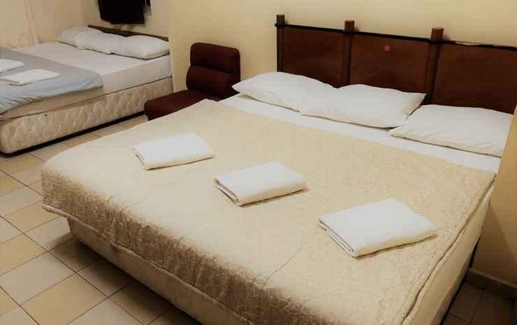 Casavilla Travellers Lodge Kuala Lumpur - Family Room 4pax - Room Only FC