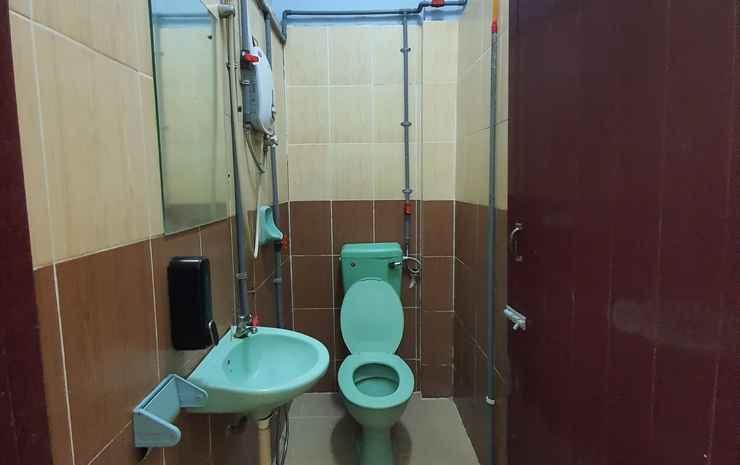 Casavilla Hotel Pudu Kuala Lumpur - Spot on Standard Triple