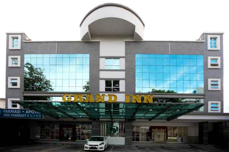 EXTERIOR_BUILDING Grand Inn Hotel - Macalister Road