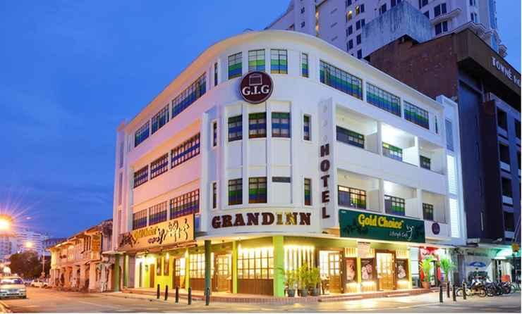 EXTERIOR_BUILDING Grand Inn - Penang Road