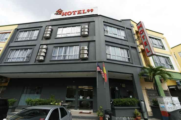 EXTERIOR_BUILDING Hotel 99 Meru Klang