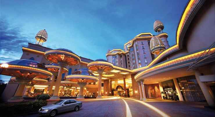 EXTERIOR_BUILDING Sunway Resort